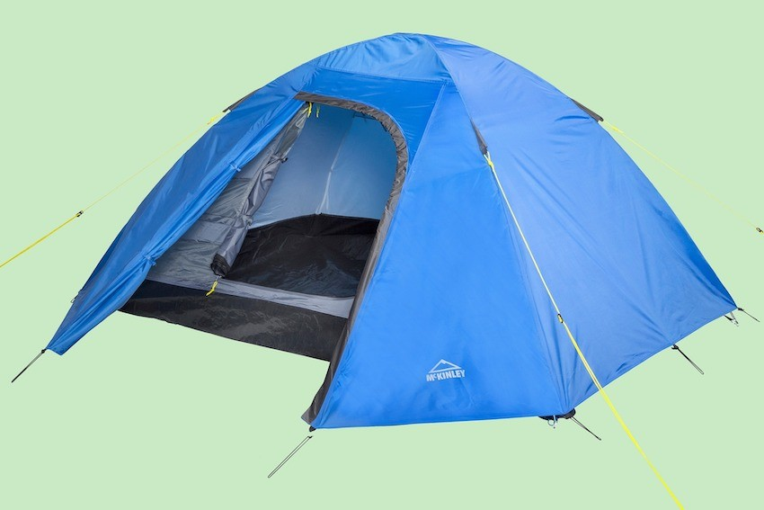 The Best Tents For Camping - Dome Tent