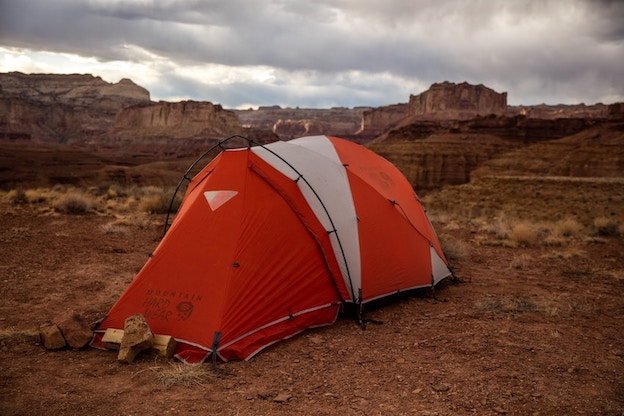 The Best Tents For Camping - Geodesic Tent