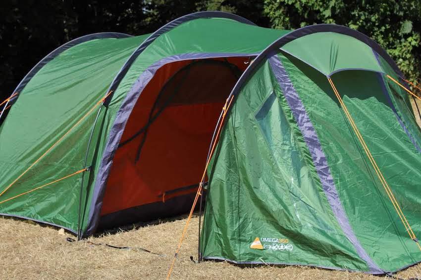Vango Omega 350 Review - Tent
