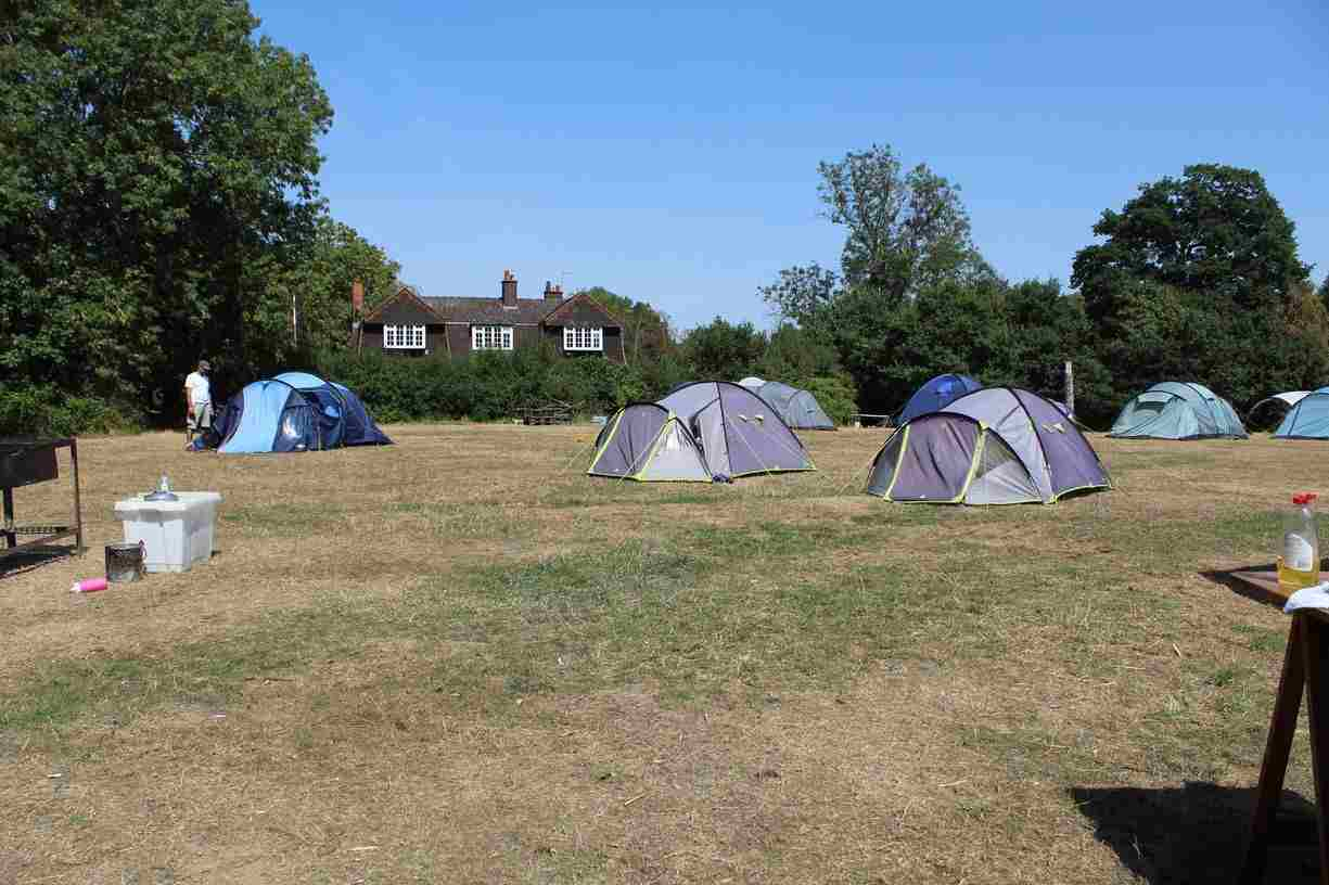 What To Take On Camping - Summer Camp
