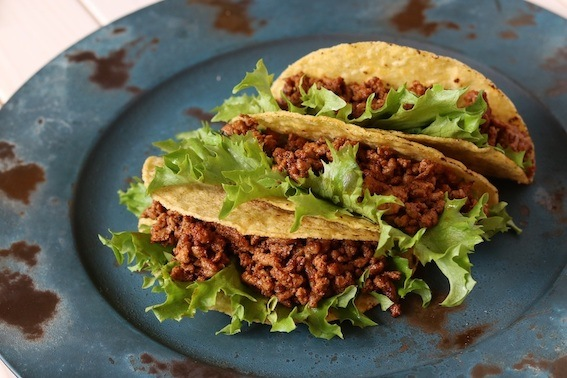 Camping Cooking Ideas - Tacos