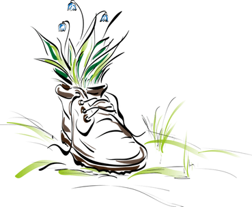 Main Types of Camping Boots - Boot - Flower Pot