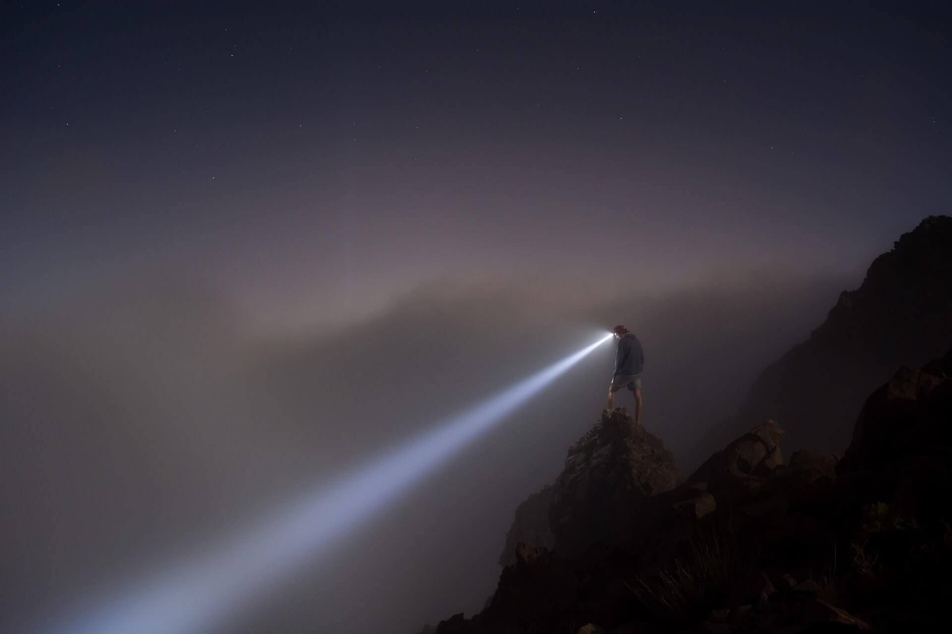 The Best Torches For Camping -Fog
