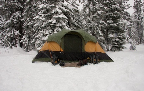 Cub Scout Camping Checklist - Tent