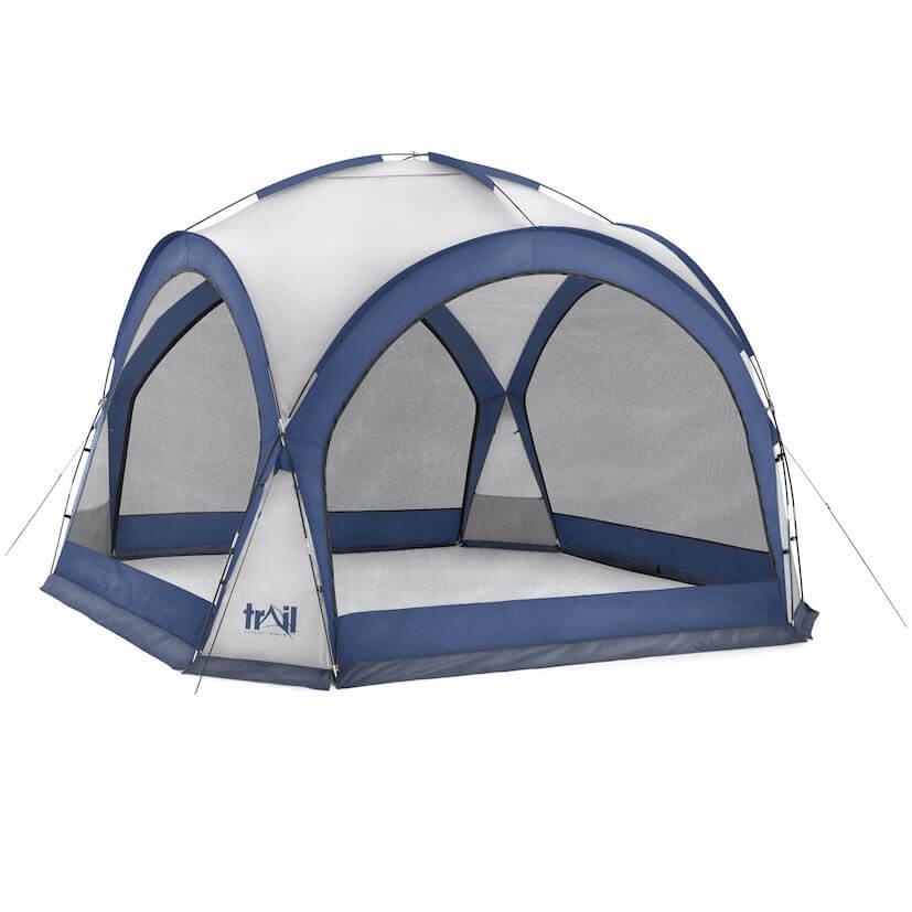 Camping Gazebo Shelter - 564595_dome_shelter_XL_navy_2