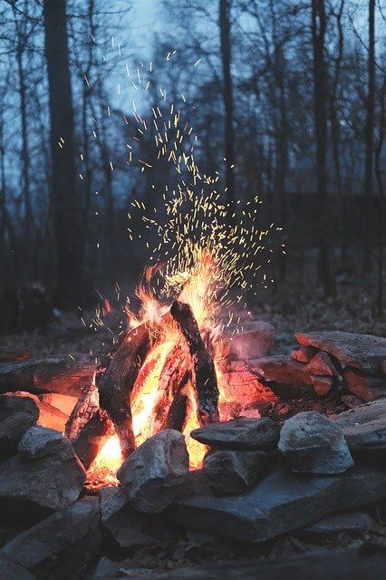 A Camping Guide For Beginners - Campfire