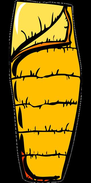Sleeping Bag Buyers Guide - Yellow Bag