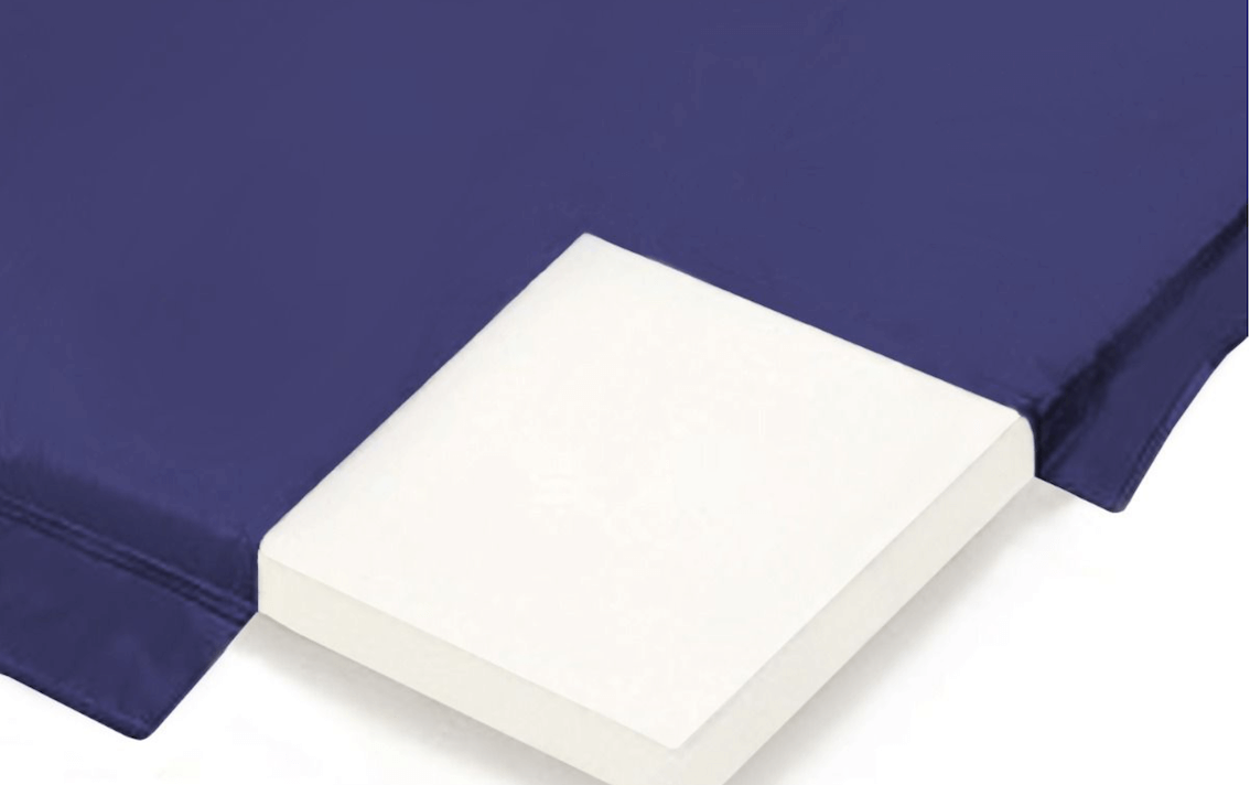 The Trail 5cm Double Self-Inflating Camping Mattress - Foam