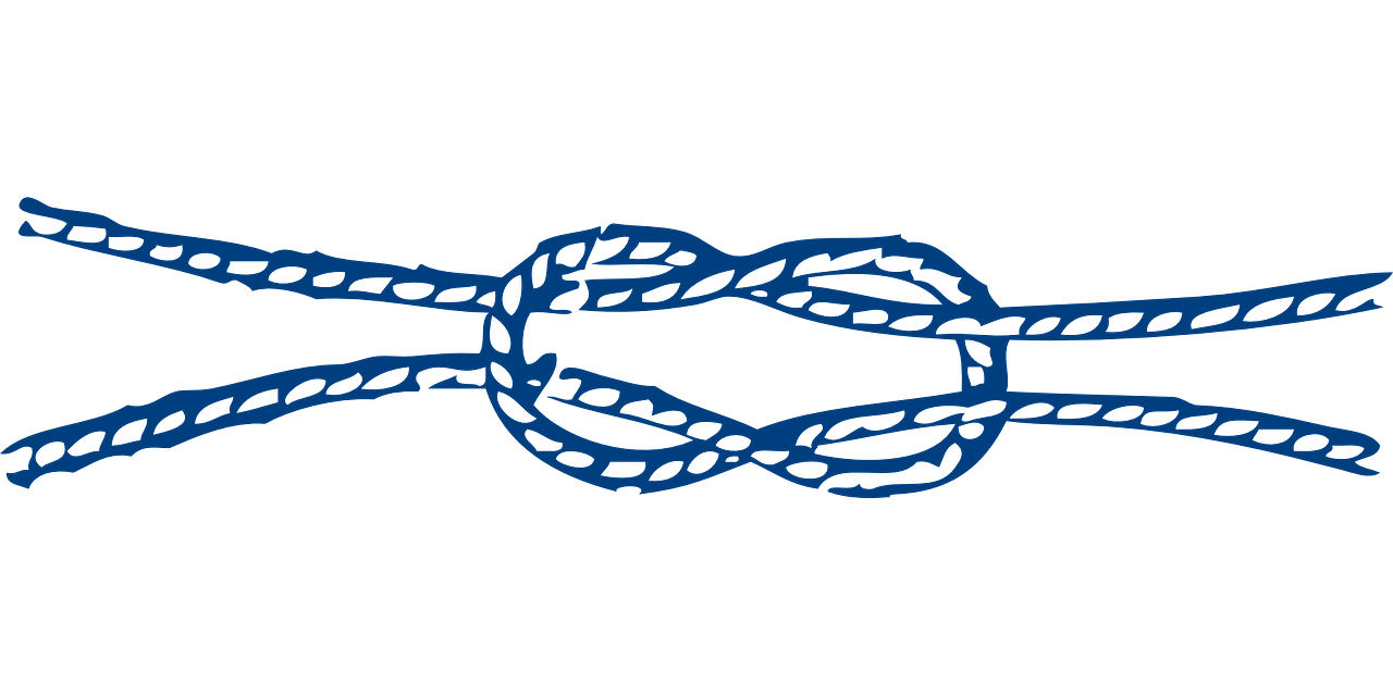 The Best Survival Knots For Camping In The Wild - Reef Knot