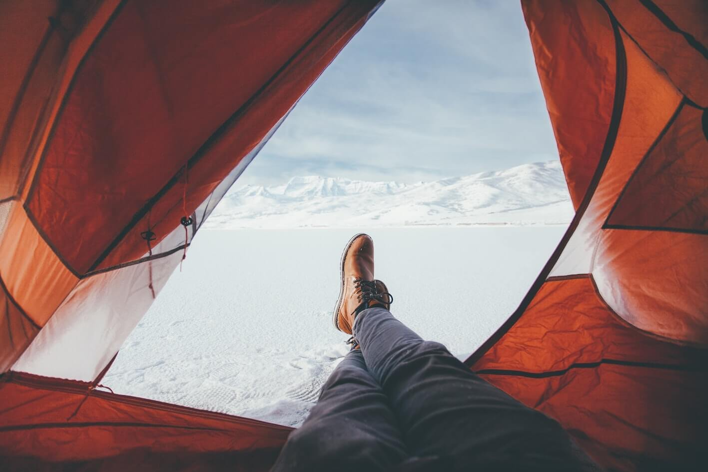 What Is The Best Time Of The Year To Go Camping - tent