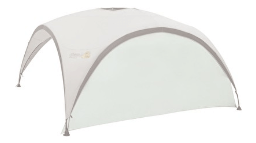 Coleman Event Shelter Large Review - Wall