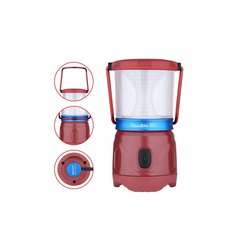 Olight Lantern Olantern Mini - Red overview