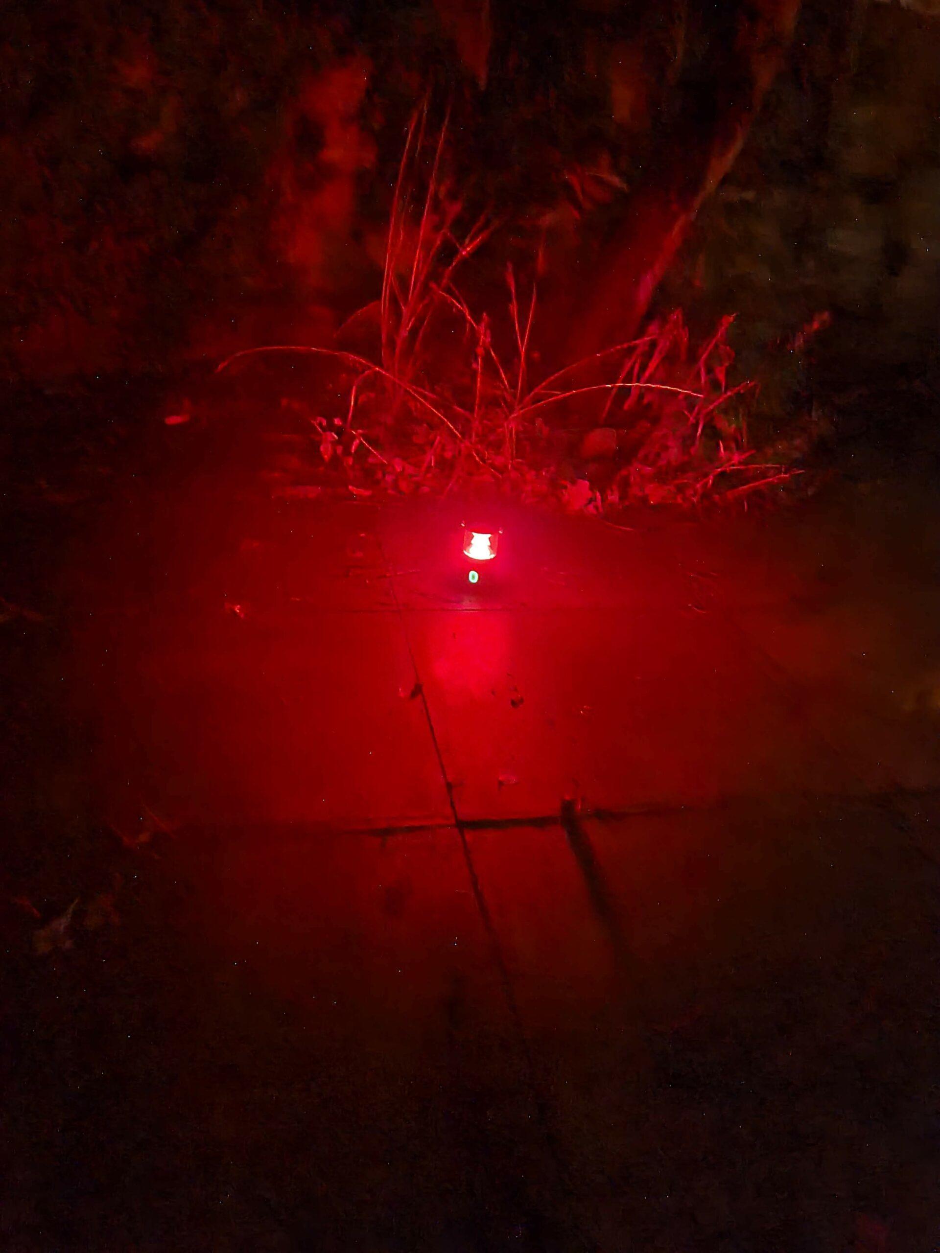 Olight Lantern Olantern Mini - red light 1 lumen