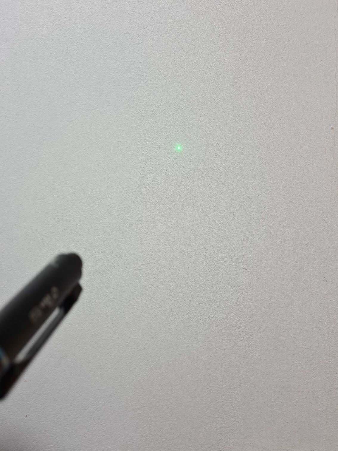 Olight Open Pro Penlight - laser point
