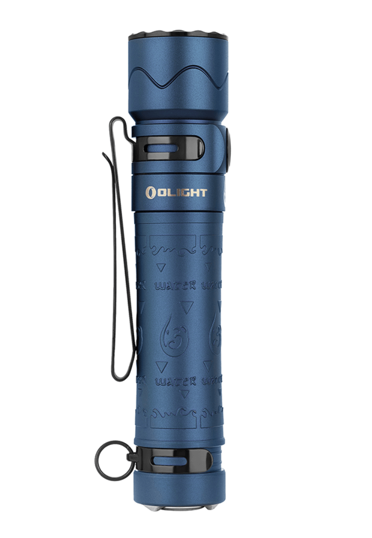 Olight Warrior Mini 2 Titanium - Water